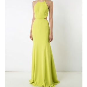 Gown brand new